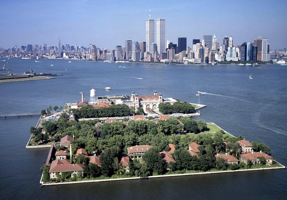 Ellis Island Immigration S